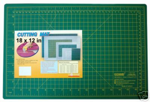 "Cutting Mat  18"" x 12"" TOP QUALITY  BLB519"
